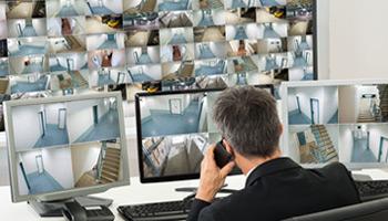Установка и обслуживание Видеонаблюдения - в Москве